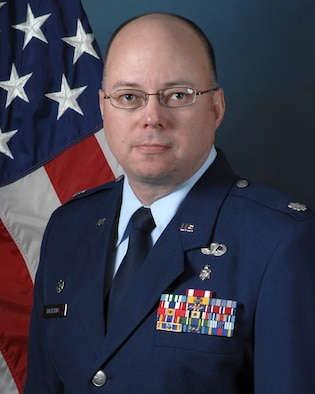 Lt. Col. Jonathan Richards, 39th Medical Support Squadron commander.
