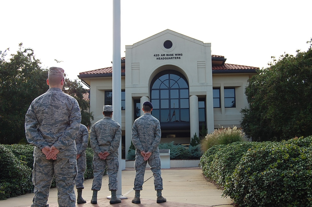 Maxwell Air Force Base Airman Leadership School class 13-7 conducting retreat, Oct. 3. Despite budgetary constraints, ALS is continuing here throughout the government shutdown. (Courtesy photo)