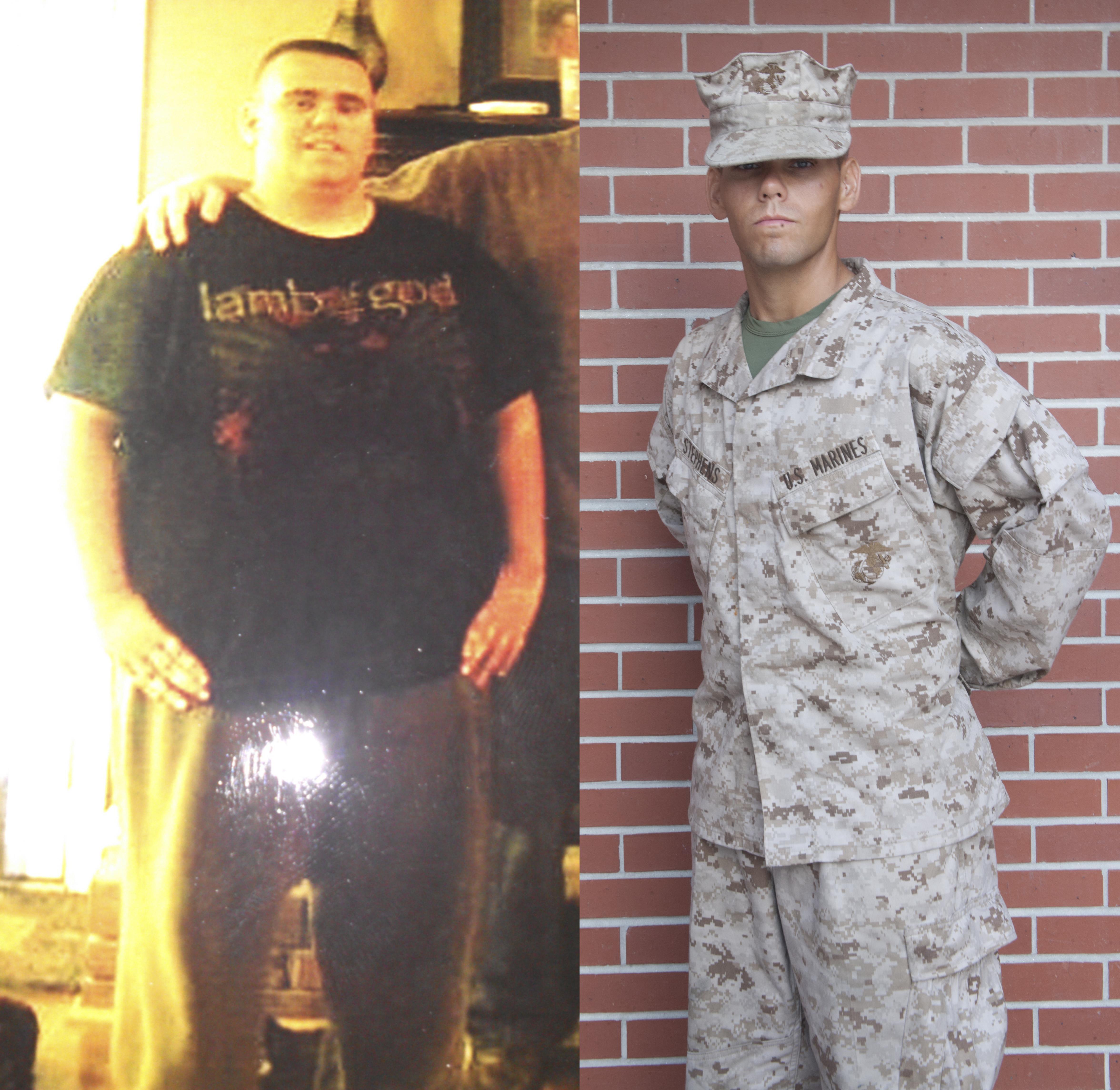 Alabama Native Cuts Weight In Half To Earn Title Of U S Marine