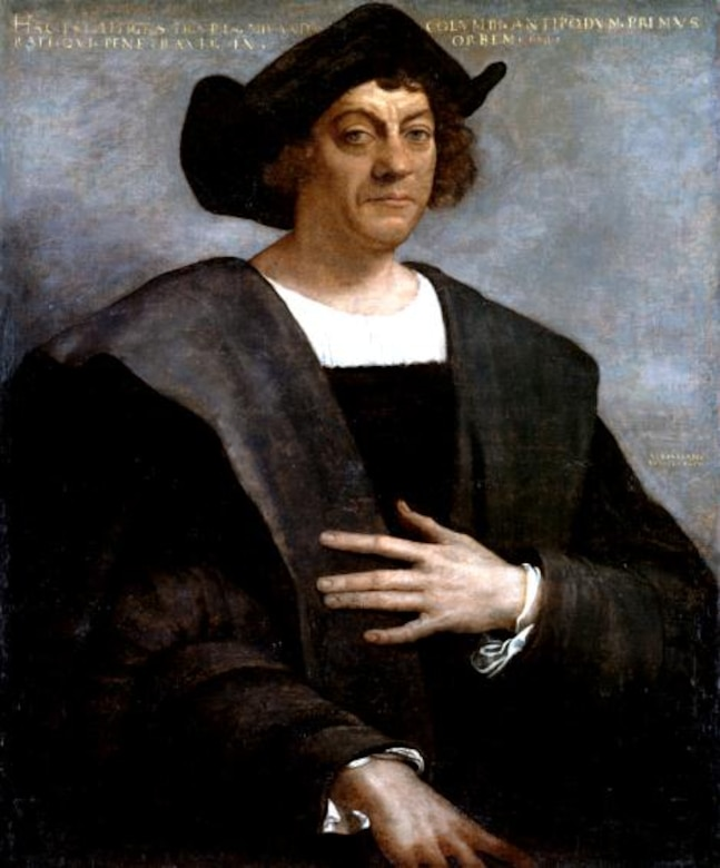 Christopher Columbus discovered the New World Oct. 12, 1942. Although most of the U.S. has celebrated Columbus Day since 1937, he has a mixed legacy due to misconceptions which have developed over time, according to the History Channel. (Courtesy photo)