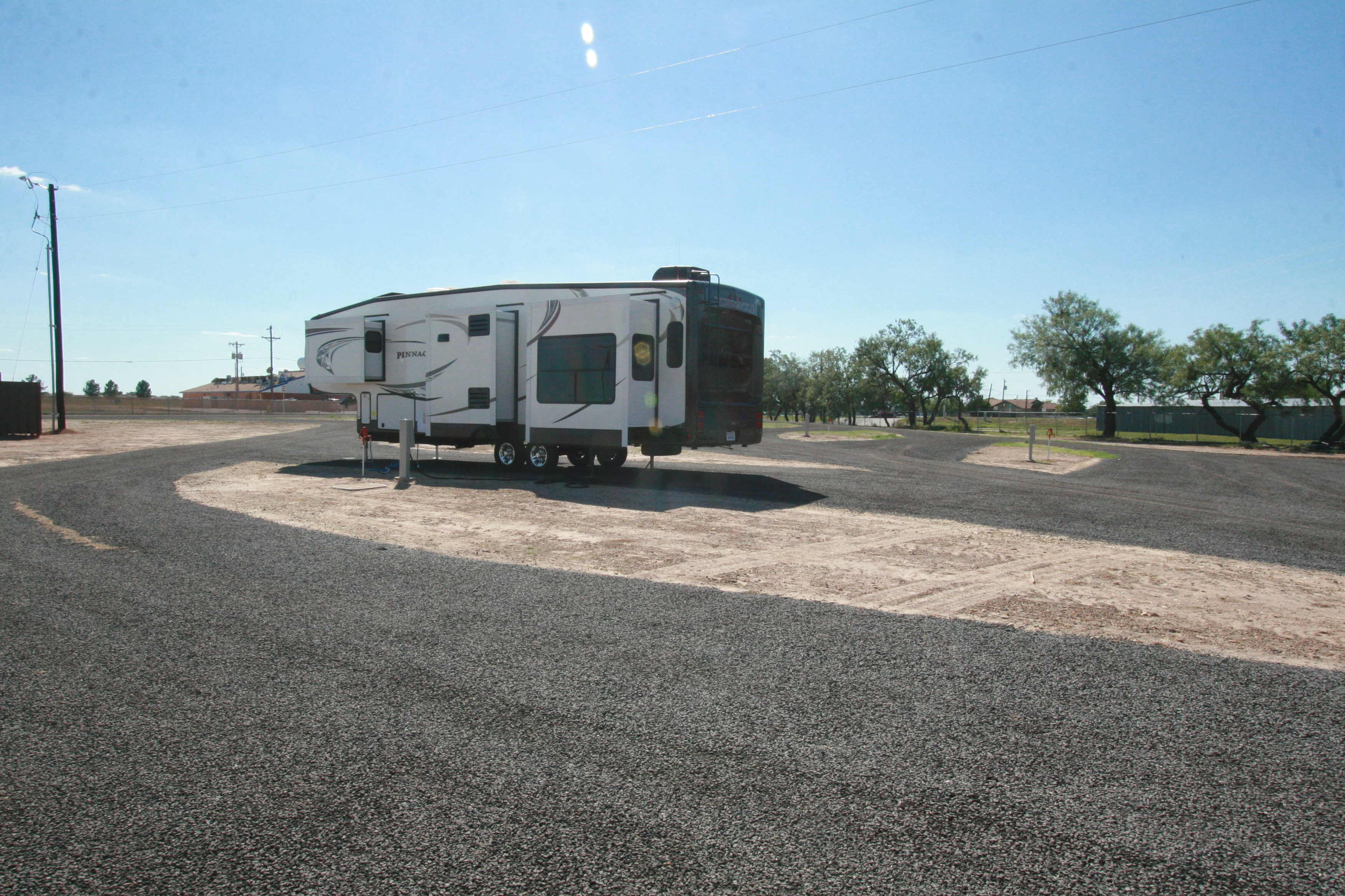 More Rv Spaces For Goodfellow Rec Camp Gt Goodfellow Air