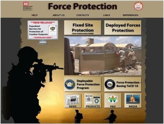 Force Protection Portal