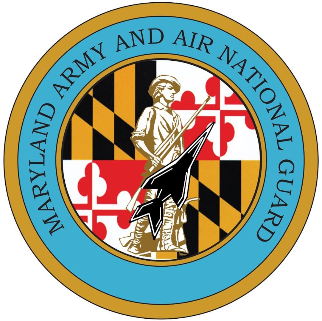 Maryland National Guard logo