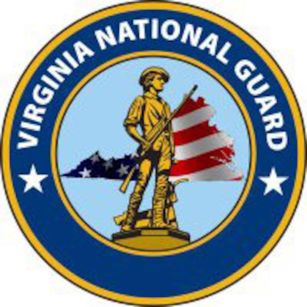 Virginia National Guard seal