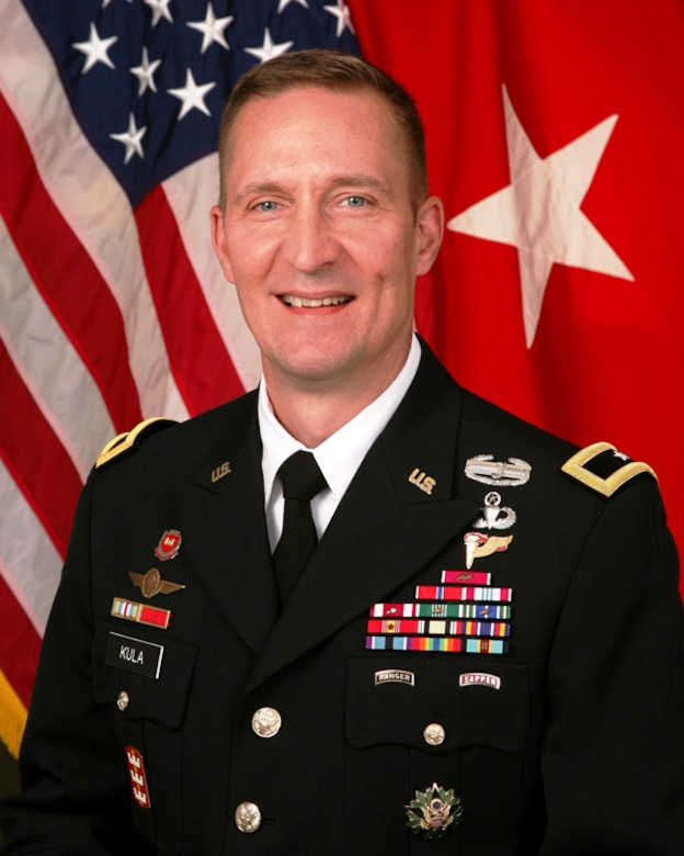 Brig. Gen. Thomas W. Kula