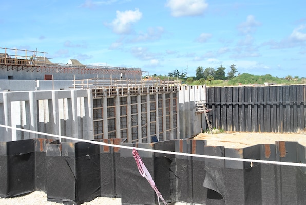 The Faka Union Pump Station is scheduled to be completed in fall 2014.