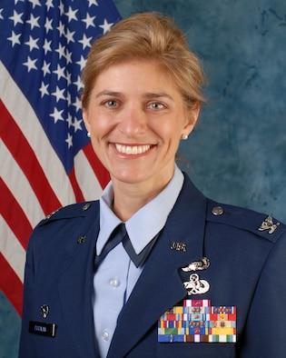 Col. Virginia I. Doonan, 102nd Intelligence Wing vice commander