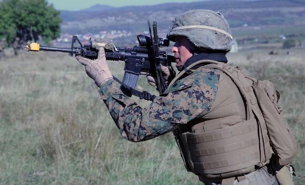 Marines, sailors, soldiers take part in Platinum Lynx ...
