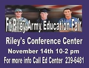 Fort Riley Education Fair 2013