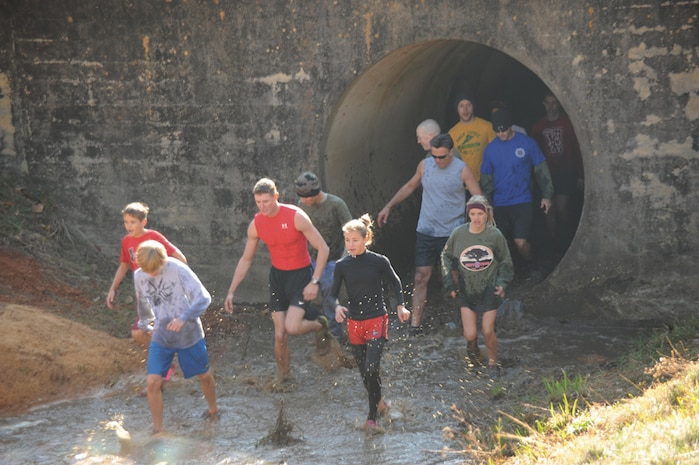 Marine Corps Logistics Base Albany's second annual Dirty Devil Dog Mud Run is scheduled for Nov. 16 at Boyett Park aboard the base.