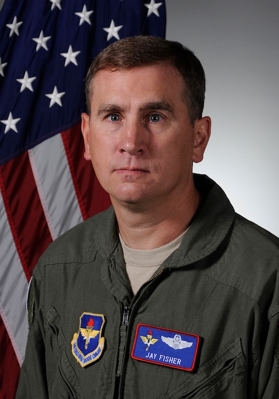 Col. James L. Fisher, AETC director of safety