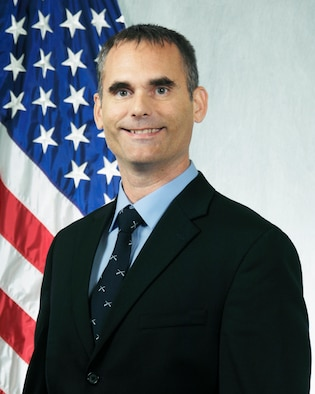 David Morin, 47th Civil Engineer Squadron base energy manager, official photo. (contributed photo)