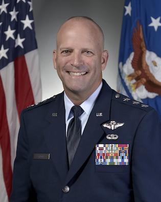 Official Photo-   Lt Gen Douglas Robb (U.S. Air Force Photo by Michael J Pausic)