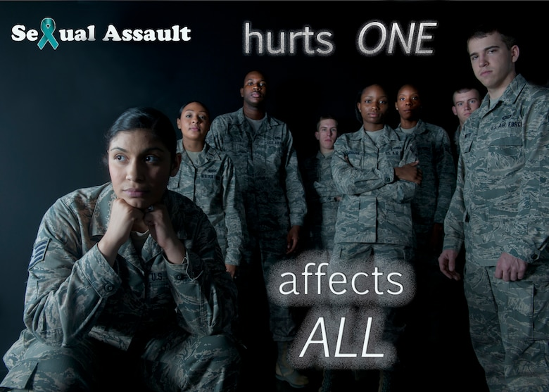 The Air Force now publishes sexual assault convictions online, and anyone can review more than 100 sexual assault convictions from across the Air Force, to include viewing them by base. In a message to Airmen, U.S. Air Force Col. Chad Franks, 23d Wing commander, encouraged Airmen to look at the cases, and create a culture of respect by being a good wingman and intervening when necessary. (U.S. Air Force illustration by Senior Airman Eileen Meier/Released)