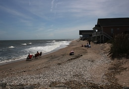 Much of Edisto Beach washes away each year, so what can be done to fix that?