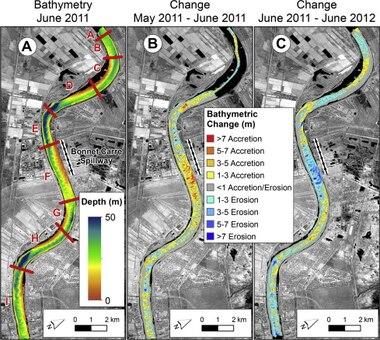 Impact of Bonnet Carre' Spillway