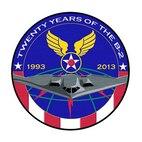 Year of the B-2 20th anniversary