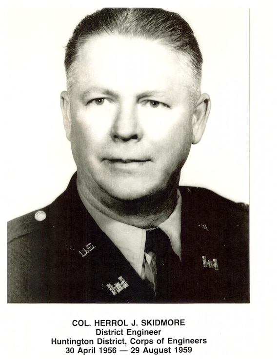 COL Herrol J. Skidmore