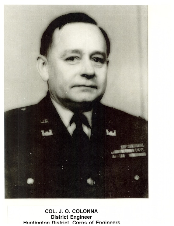 COL J. O. Colonna