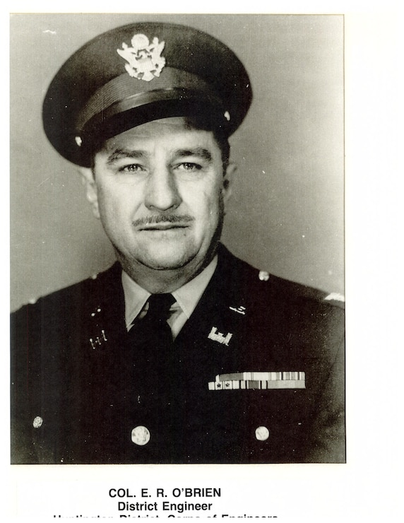 COL E. R. O'Brien