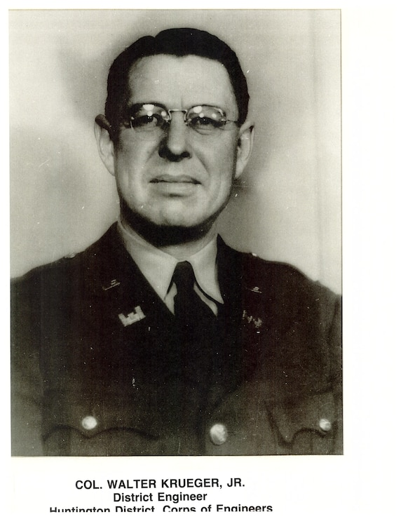 COL Walter Kreuger, Jr