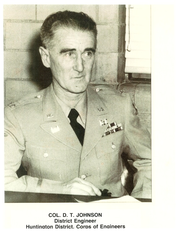 COL D. T. Johnson
