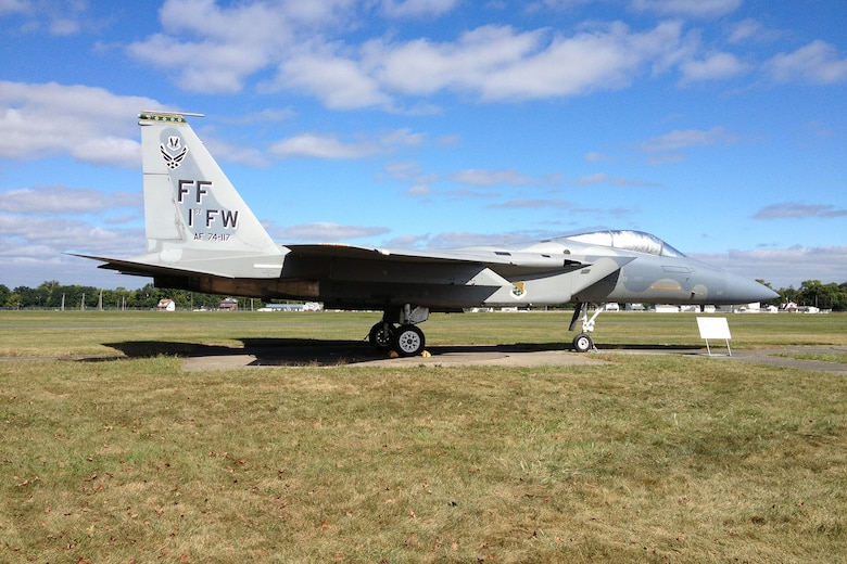 DAYTON, Ohio -- McDonnell Douglas F-15A Eagle at the National Museum of the U.S. Air Force. (U.S. Air Force photo)
