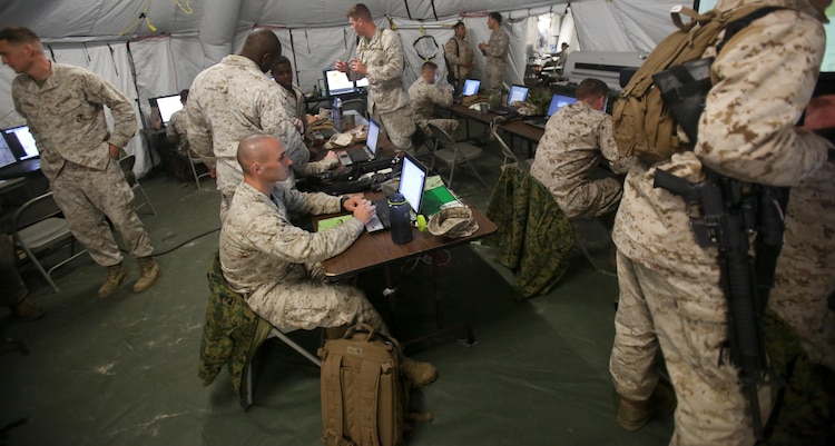 Marines expand expeditionary capabilities in Basic Intelligence ...