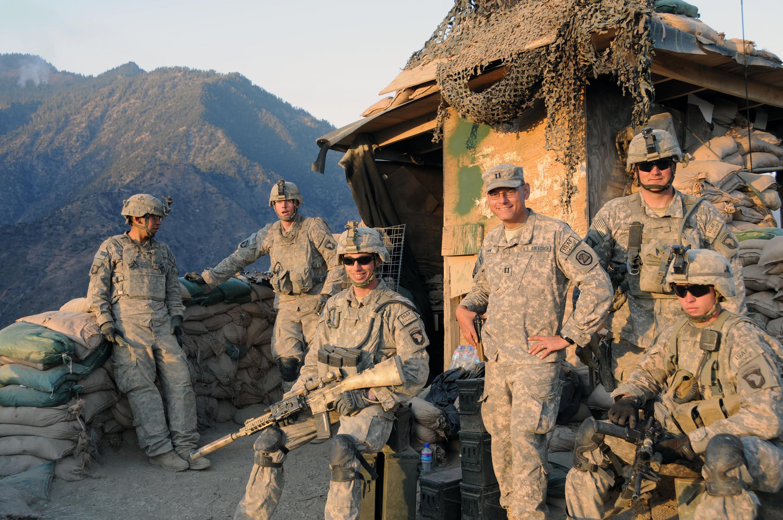 Iowa Minnesota Guard Members Win Emmy Awards National Guard