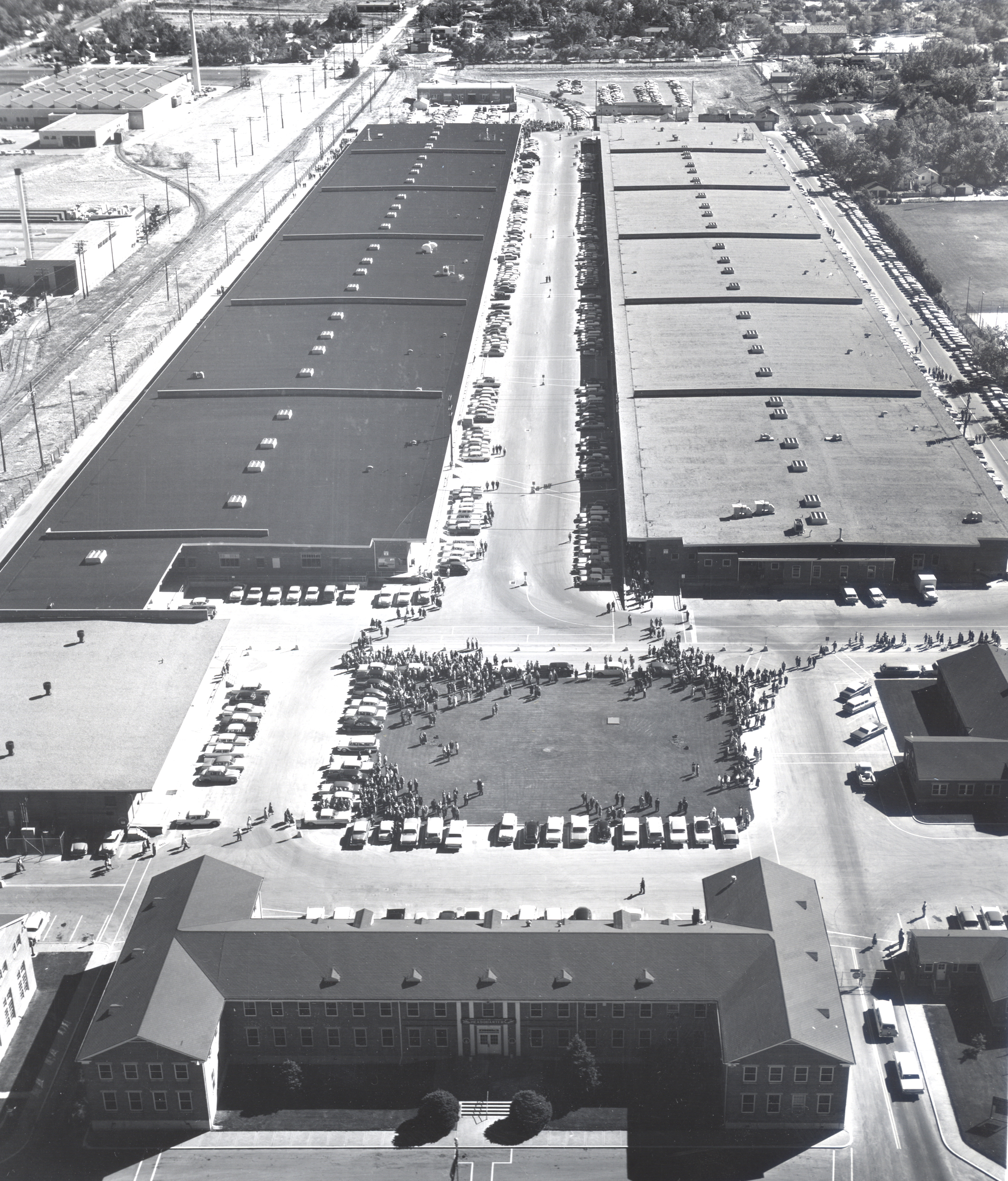 Air Reserve Personnel Center celebrates 60 years of historic