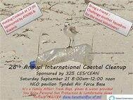 28th Annual International Coastal Cleanup Slide