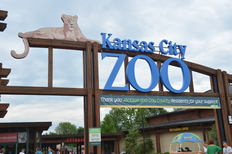 The Kansas City Zoo, located in Kansas City, Mo., has a mission to conserve and provide experiences with wildlife in order to entertain and educate audiences and instill a lifelong respect for nature.  (U.S. Air National Guard photo by Airman Halley Burgess/Released)