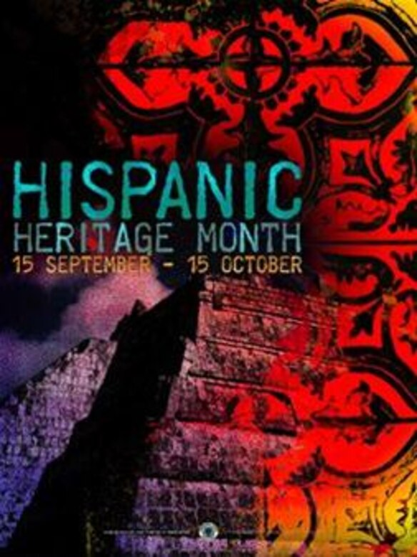 Hispanic Heritage Month, September 2013