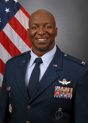 Col. Carl Jones, 90th Missile Wing Vice Commander