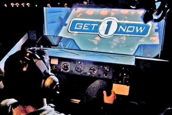 The Get1Now program, an incentive program managed by the Air Force Reserve Command Recruiting Service, rewards current Airmen for referring qualified candidates to a recruiter. One of the key benefits of the program is that it allows Citizen Airmen to play a direct role in deciding who will make up the future of the Air Force Reserve. (U.S. Air Force illustration by Master Sgt. Shawn J. Jones)