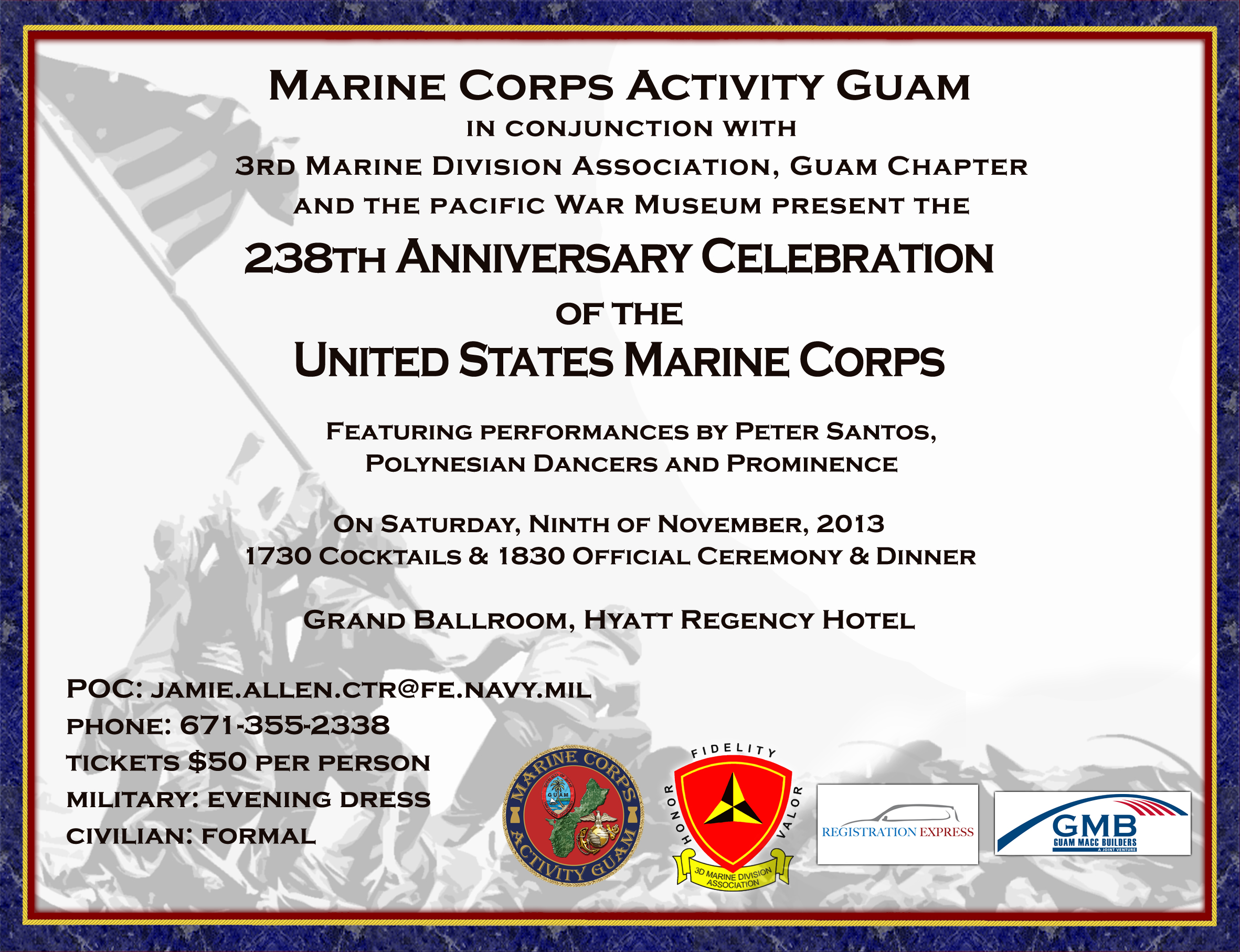 Us marine corps forces pacific units marine corps activity 238th marine corps birthday ball marine corps activity guam thecheapjerseys Gallery