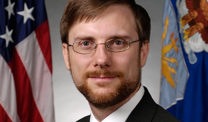 Dr. Jamie Morin, shown here in an official photo, was nominated by the president as the director of cost assessment and program evaluation. If confirmed by the senate, Morin will be the principal staff assistant to the secretary of defense for cost assessment and program evaluation.