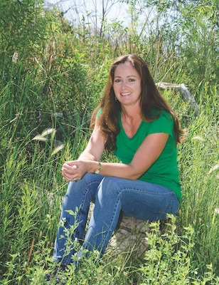 Ondrea Hummel: This ecologist has been caring for the bosque for so long,  it's practically her second office.