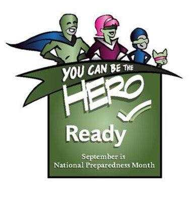 September - National Preparedness Month