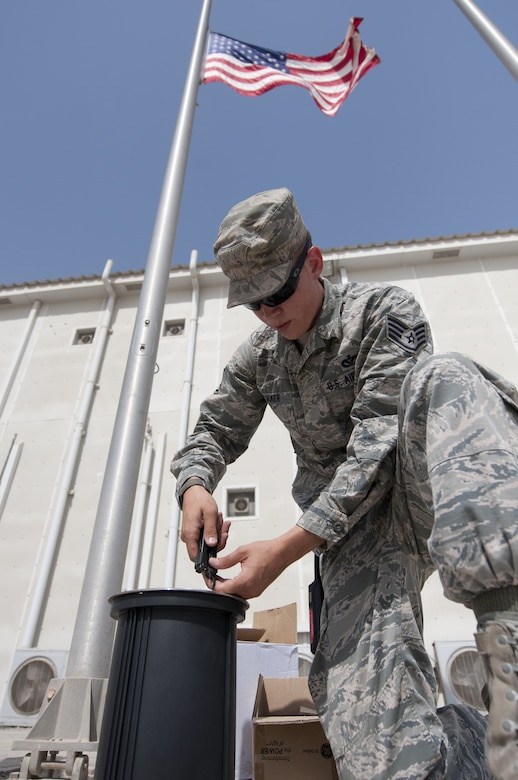 Electrical systems powers savings, infrastructure > U.S. Air Forces ...