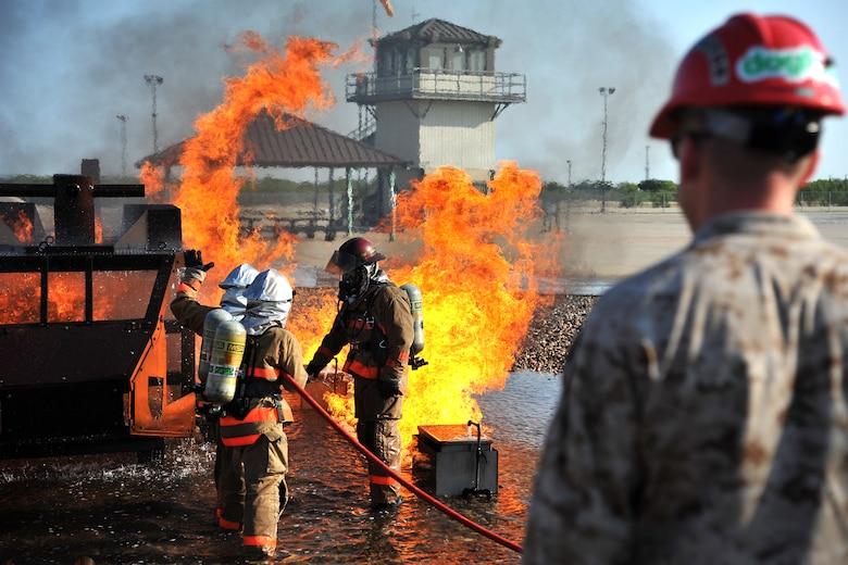 louis f garland fire academy