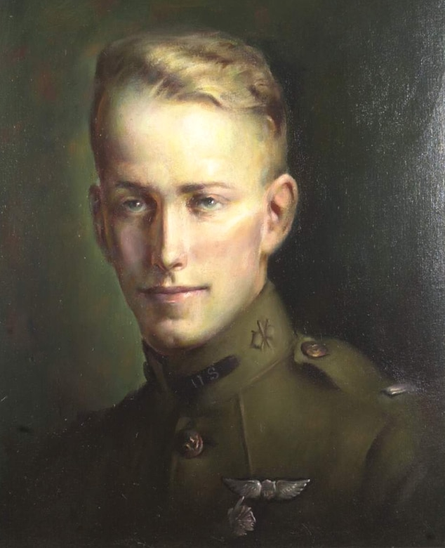 """1Lt. John Harold """"Buck"""" Buckley was killed Sept. 27, 1918, during World War I. The base is named after him and the 2013 Air Force Ball will honor 1Lt. Buckley. The Buckley Air Force Ball will be held Sept. 27. (Courtesy photo)"""