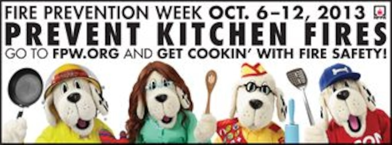 It's time for Fire Prevention Week, from Oct. 6-12, and the Arnold Engineering Development Complex (AEDC) Fire & Emergency Services is joining forces with the nonprofit National Fire Protection Association (NFPA) to remind local residents to 'Prevent Kitchen Fires.'