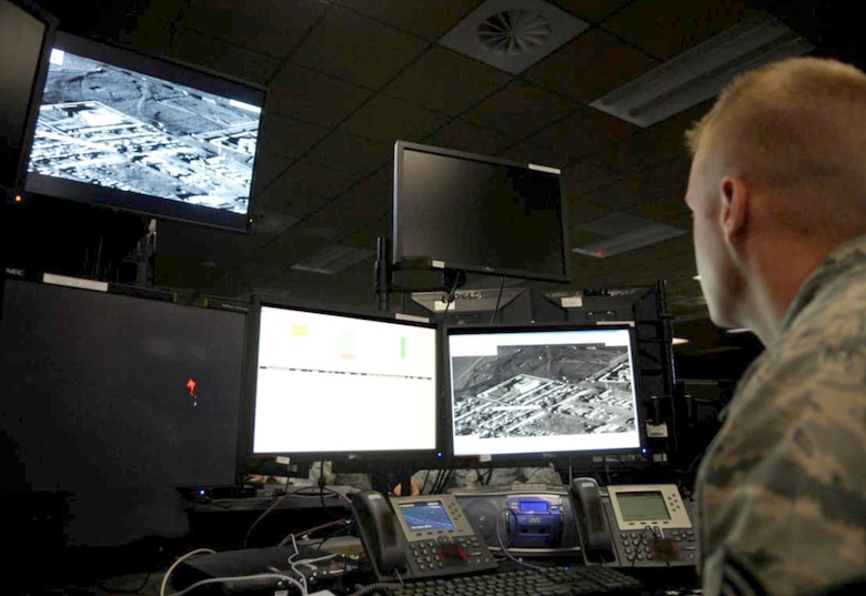 Reserve ISR analysts are on the job around the clock to provide direct support to war fighters in a theater of operations.