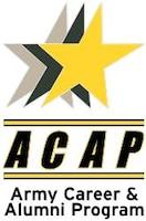 Army Career & Alumni Program logo