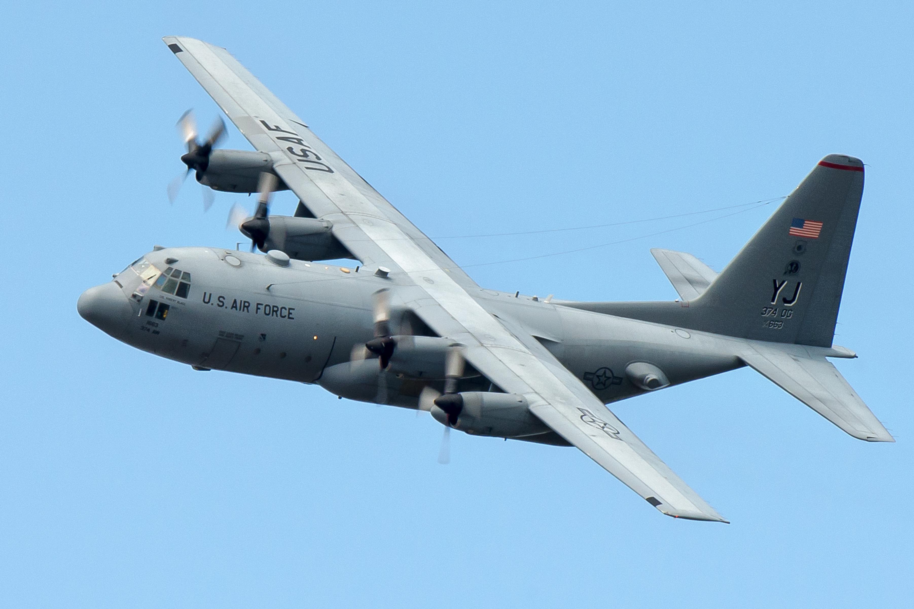 Bildresultat för us air force kc-130