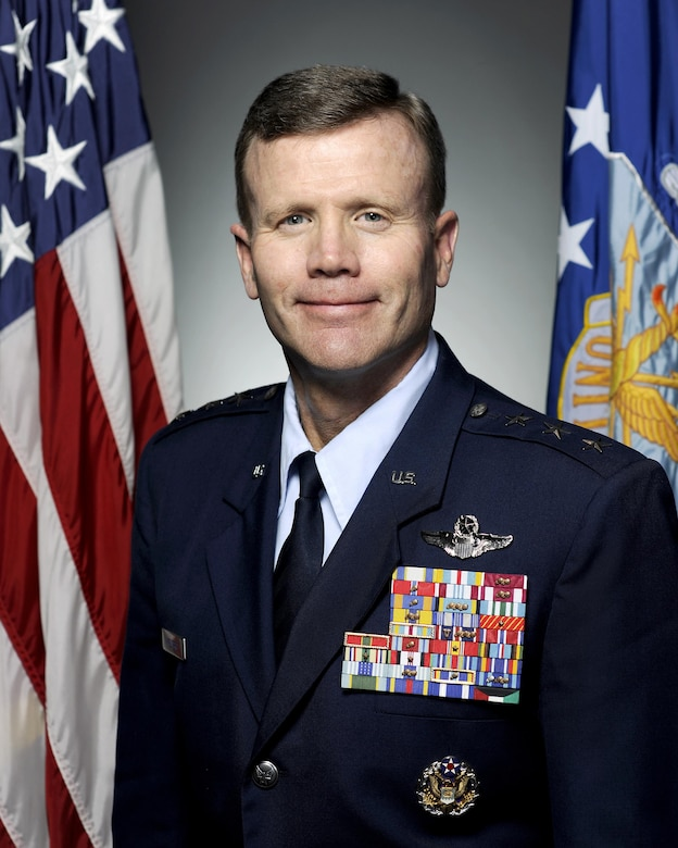 12th Air Force Commander Lieutenant General Tod D. Wolters