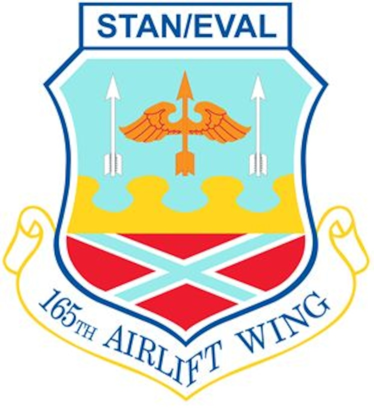 165th Airlift Wing Stan/Eval