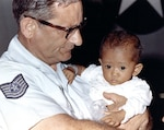 Many of the employees deployed to the Defense Attaché Office Saigon helped escort evacuating Vietnamese orphans from Saigon during the collapse of South Vietnam in April 1975.
