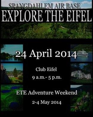 Explore the Eifel